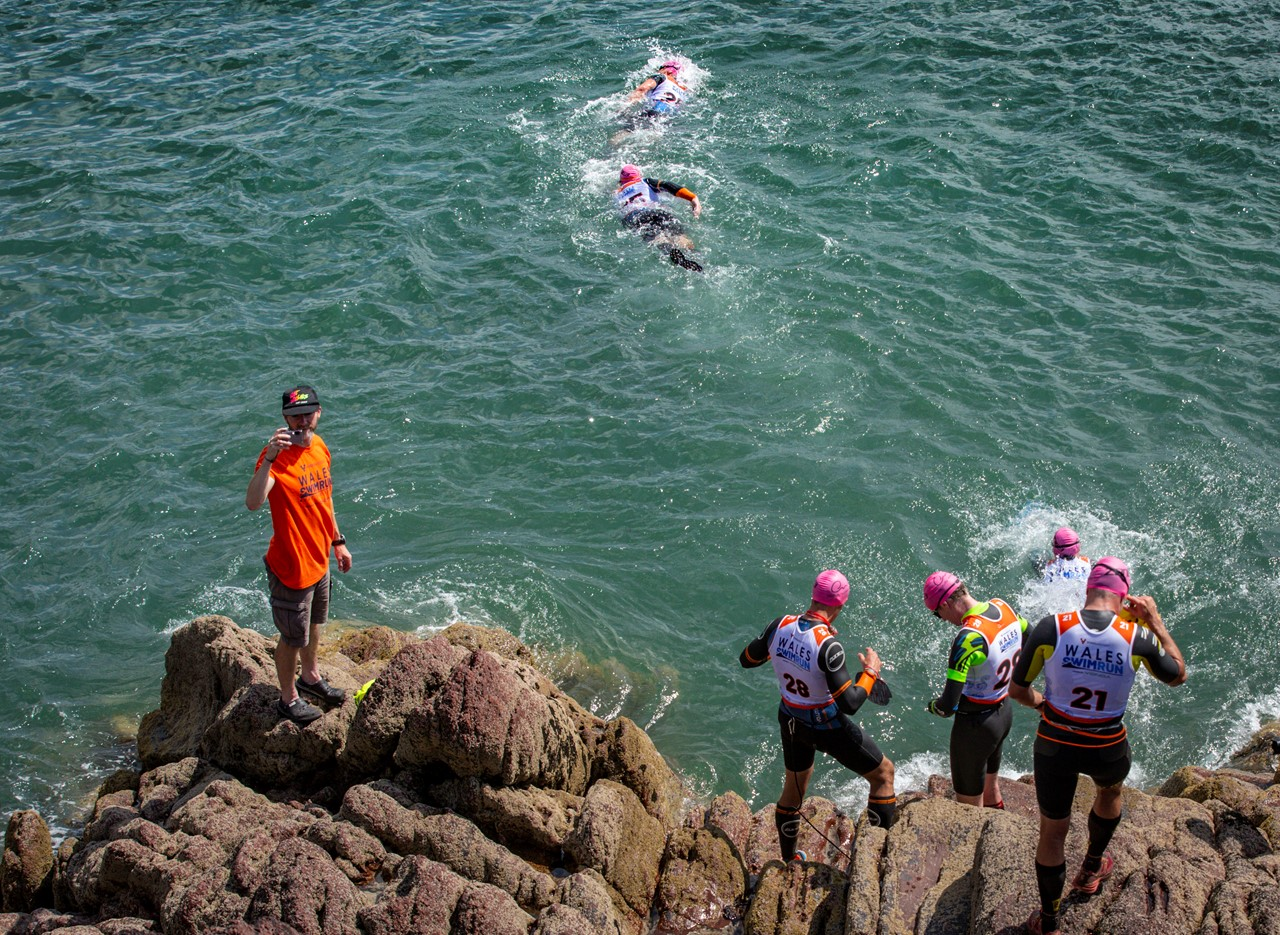 The Wales Swimrun